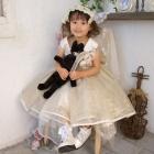 三歳・ドレス4