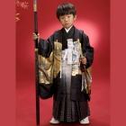 五歳・羽織袴6