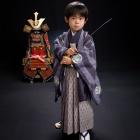 五歳・羽織袴8