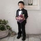 五歳・タキシード4