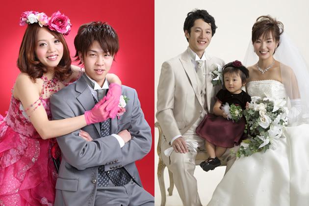 フォトウェディング・結婚写真