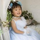 三歳・ドレス1
