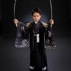 五歳・羽織袴3