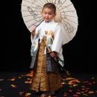 五歳・羽織袴4