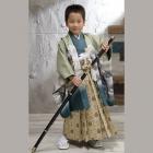 五歳・羽織袴5