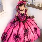 七歳・ドレス12